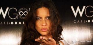 Adriana Lima Metin Hara ile Öpüşürken Görüldü