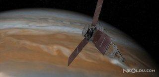 Juno, Jüpiter'deki Sırrı Çözmek İçin Uçtu