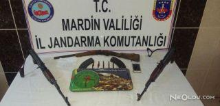Kızıltepe'de Terör Operasyonu: 1 Gözaltı