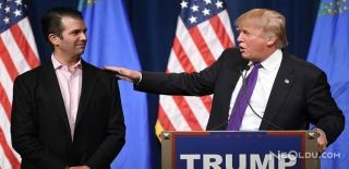 Trump'ın Oğlundan Babasını Yıkacak Paylaşım