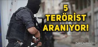 İzmir'de IŞİD Operasyonu: 5 Kişi Aranıyor