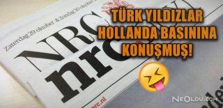 Hollanda Gazetesi Rezil Oldu