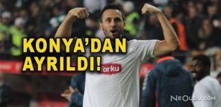 Konyaspor Vukovic'i Sattı
