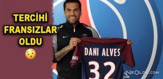Alves Sonunda İmzayı Attı