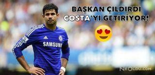 Beşiktaş'ta Diego Costa Sesleri