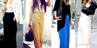 Yüksek Bel Pantolon Trendi