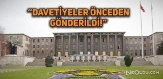 Meclis Başkanlığı'ndan CHP'ye Yanıt Gecikmedi