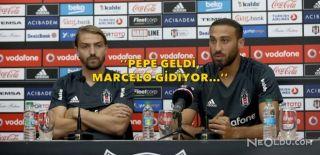 Beşiktaş'ın Yıldızları Konuştu