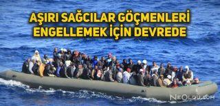 Aşırı Sağcılar Akdeniz'de Devreye Gezecek