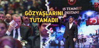 Beştepe'de Erdoğan'ı Duygulandıran Anlar
