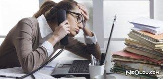 İş Hayatındaki Stres