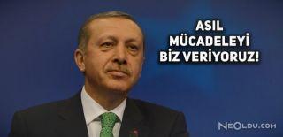 Erdoğan: Kimsenin Demokratik Haklarını Kesmedik