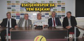 Eskişehirspor Başkanını Seçti