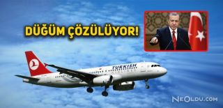 Erdoğan'ı Taşıyan Pilot THY'den Atıldı!