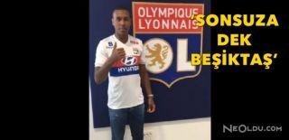 Marcelo Lyon'da Aklı Beşiktaş'ta