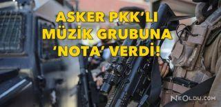 PKK'lı Müzik Grubuna Operasyon