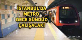 Metro Kesintisiz Hizmet Verecek