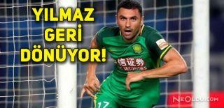Burak Yılmaz Trabzonspor'a Dönüyor