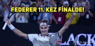 Wimbledon'da Roger Federer Finalde!