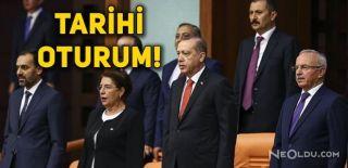 Meclis'te 15 Temmuz Özel Oturumu Yapıldı
