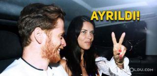 Adriana Lima Türkiye'den Ayrıldı