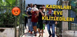 Antalya'da Çinli Fuhuş Çetesine Operasyon