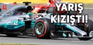 Formula 1'de Hamilton Zaferi