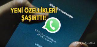 Whatshapp'a Yeni Özellik Geldi