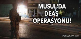 Musul'da DEAŞ Şüphelilerine Yakalama