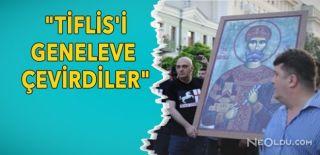 Gürcüler Türklerden Şikayetçi