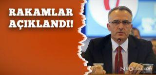 Maliye Bakanı Ağbal Bütçe Açığını Açıkladı!