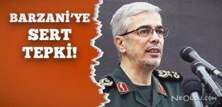İran'dan Kuzey Irak'a Sert Tepki