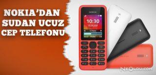 Nokia'nın Ucuz Sevenlere Kıyağı