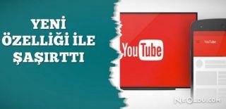 Youtube'a Yeni Özellik Geldi