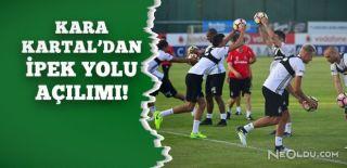 Beşiktaş Uzak Doğu'ya Açılıyor