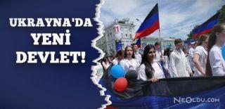 Ukrayna'da Çatışmalar Sonrası Yeni Devlet