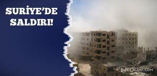 Suriye'de Çatışmazlık Bölgesine Saldırı