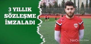 Sivasspor Cem Özdemir ile Anlaştı