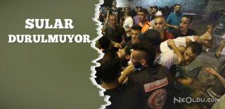 İsrail Polisi Şeyh İkrime Sabri'yi Yaraladı