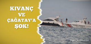 Teknelerini Sahil Güvenlik Bastı