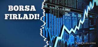 Borsa İstanbul Rekor Seviyede!