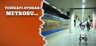 Yenikapı-Otogar Metro Seferleri Yeniden Başladı