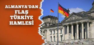 Alman Dışişleri Türk Büyükelçi'yi Çağırdı