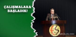 Eskişehirspor'da Cezalar Dönemi