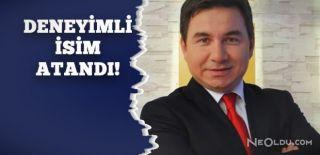 Mustafa Alcan TRT Genel Sekreterliğine Geldi