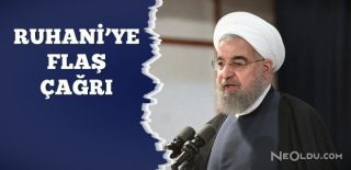 Ruhani'nin Yeni Kabinesine Türk Bakan Çağrısı