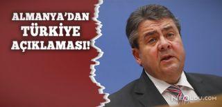 Almanya'dan Kritik Türkiye Açıklaması