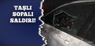 Erkan Gezer'in Aracına Saldırı Gerçekleşti
