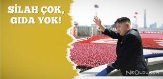 Kuzey Kore'de Büyük Kıtlık