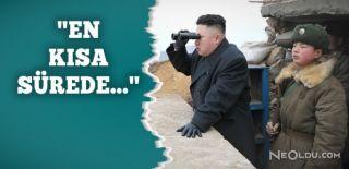 Güney Kore'den Kuzey Kore'ye Görüşme Çağrısı